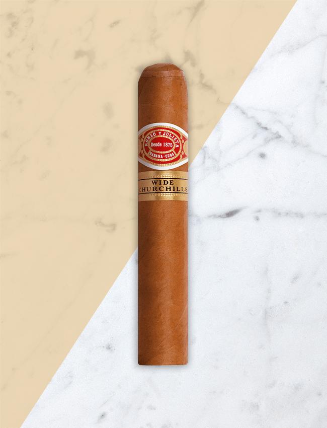 Romeo Y Julieta Wide Churchills - Grande Cigars