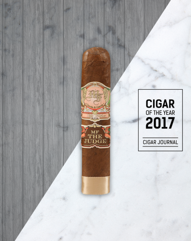 Cigarr - My Father The Judge