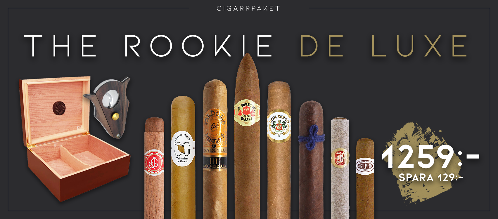 The Rookie De Luxe